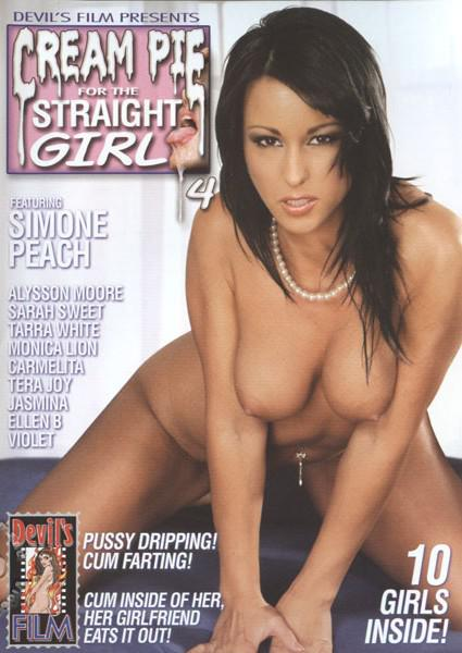 Cream Pie For The Straight Girl 4 Box Cover