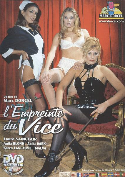 L'Empreinte Du Vice (The Masquerade) Box Cover