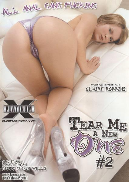 Tear Me A New One #2 Box Cover