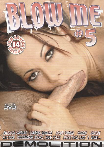 Blow Me #5 Box Cover