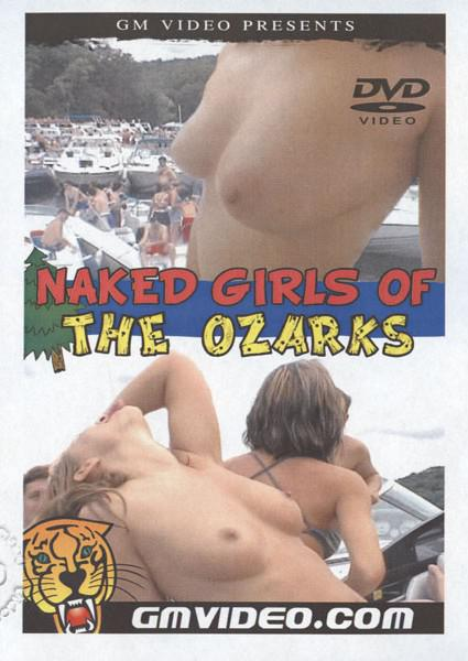 Naked Girls Of The Ozarks Box Cover