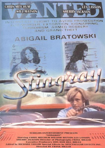 Stingray Box Cover