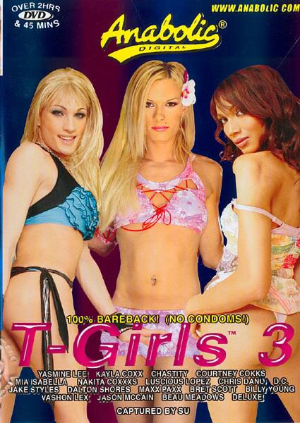 T-Girls 3 Box Cover