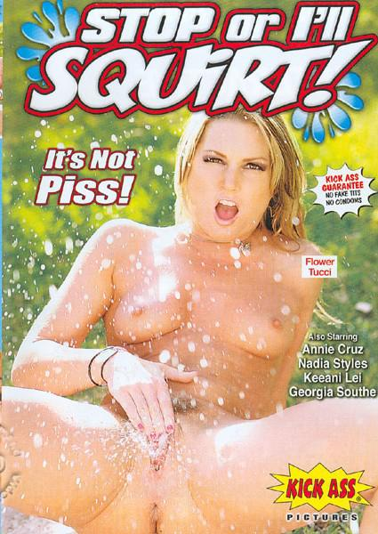 Stop Or I'll Squirt! Box Cover