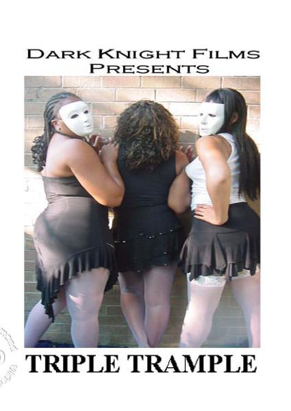 Triple Trample Box Cover