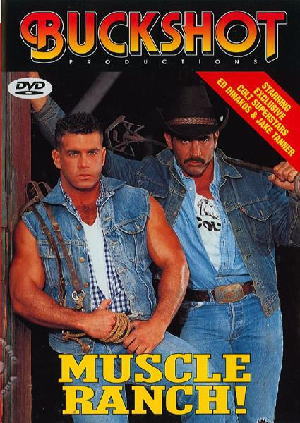 Muscle Ranch! Box Cover