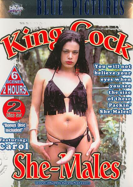 King Cock She-Males Box Cover