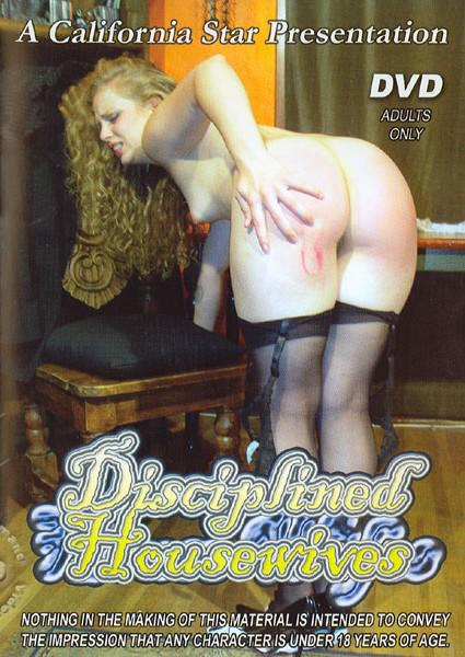 Disciplined Housewives Box Cover