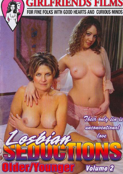 Lesbian Seductions Older/Younger Vol. 2 Box Cover