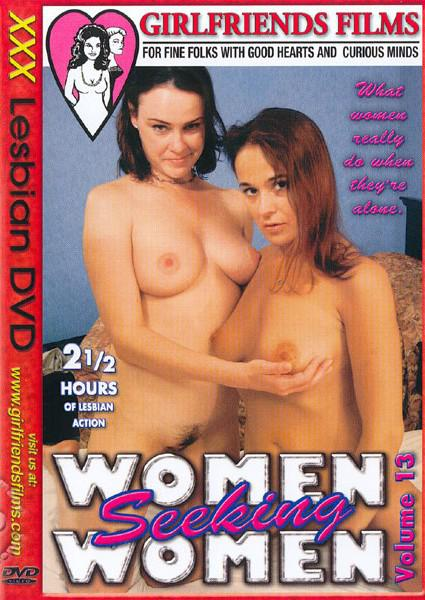 Women Seeking Women Volume 13 Box Cover