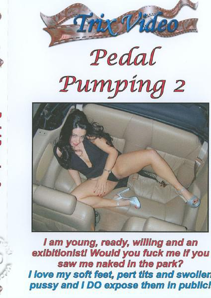 Pedal Pumping 2 Box Cover