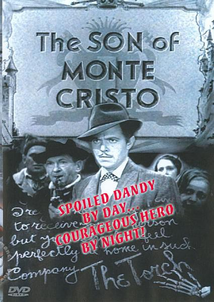 The Son Of Monte Cristo Box Cover