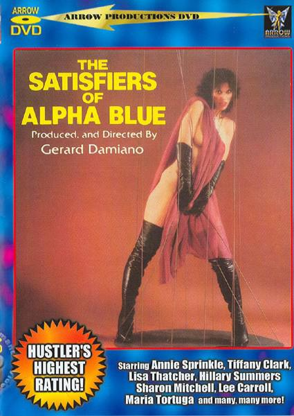 The Satisfiers Of Alpha Blue Box Cover