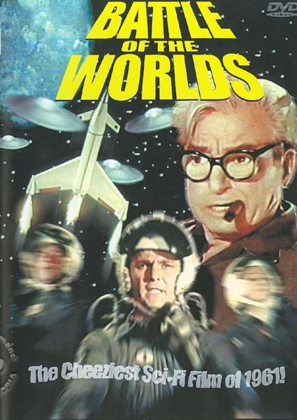 Battle of The Worlds Box Cover