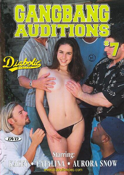 Gangbang Auditions #7 Box Cover