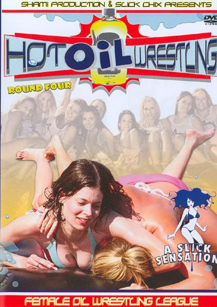 Hot Oil Wrestling Round Four Box Cover