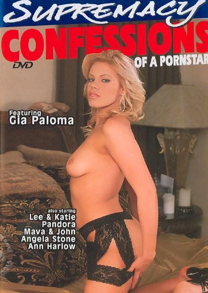 Confessions Of A Pornstar Box Cover