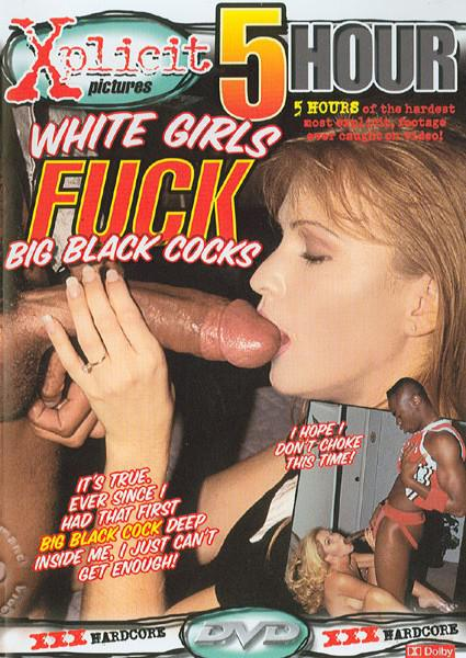 White Girls Fuck Big Black Cocks Box Cover