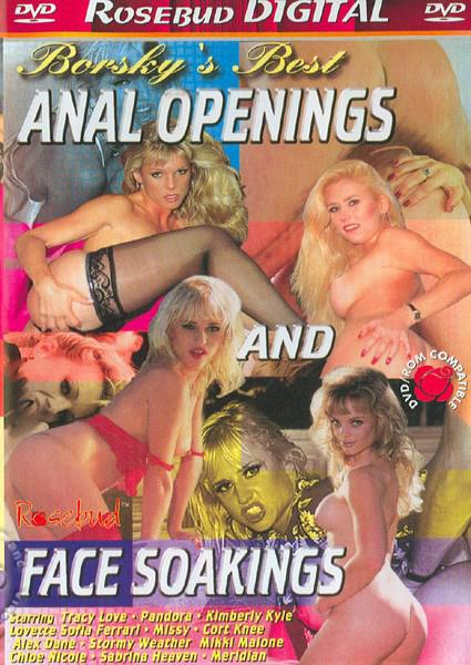 Borsky's Best Anal Openings And Face Soakings