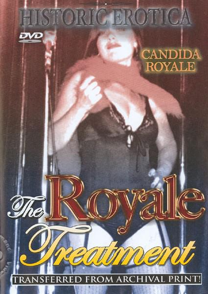The Royale Treatment Box Cover