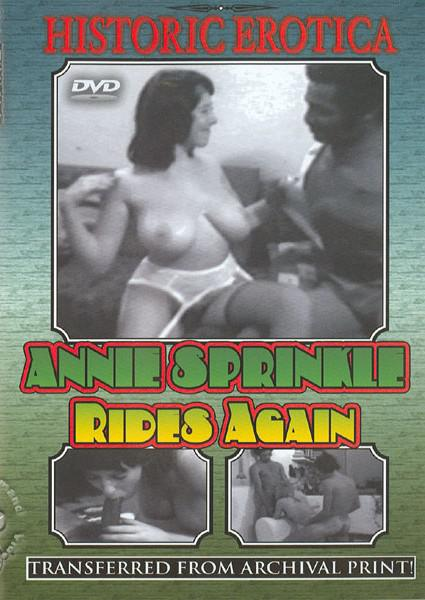 Annie Sprinkle Rides Again Box Cover