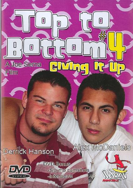 Top To Bottom # 4 - Giving It Up Box Cover