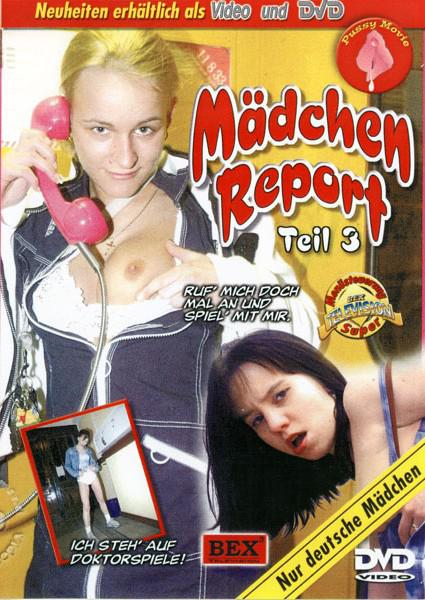 Madchen Report Teil 3 (Girl Report Part 3) Box Cover