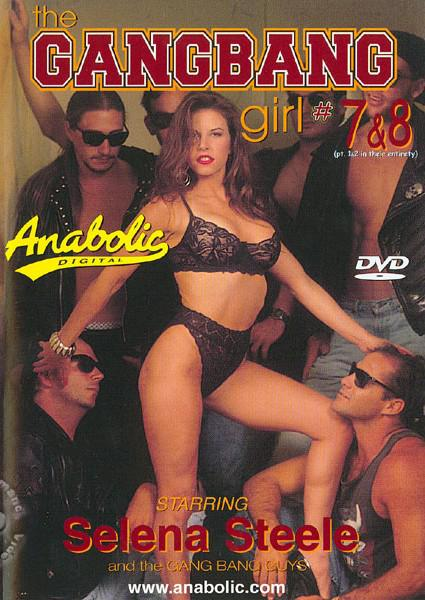 The Gangbang Girl #7 & 8 Box Cover