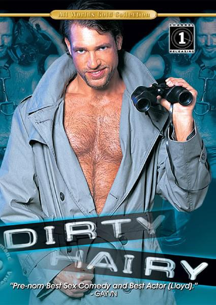 Dirty Hairy Cover Front