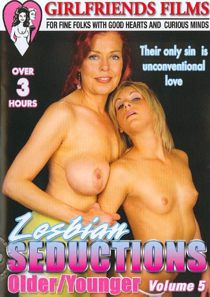 Lesbian Seductions Older/Younger Vol. 5 Box Cover