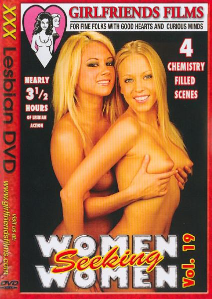 Women Seeking Women Volume 19 Box Cover