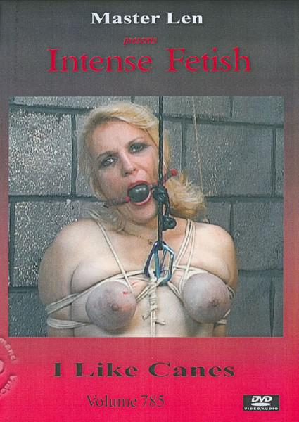 Intense Fetish Volume 785 - I Like Canes Box Cover