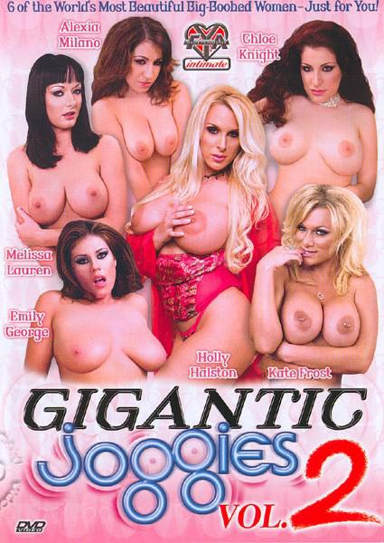 Gigantic Joggies Vol. 2 Box Cover