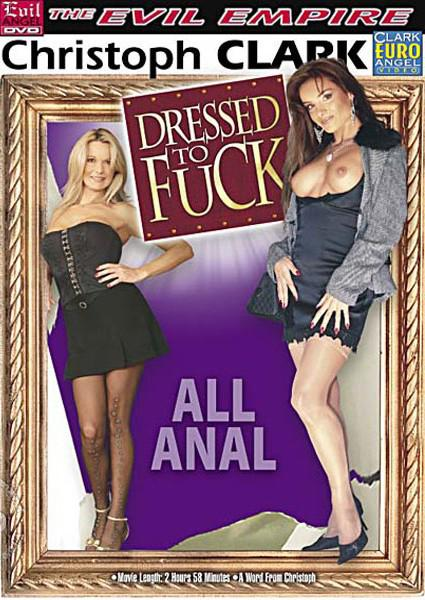 Dressed To Fuck Box Cover