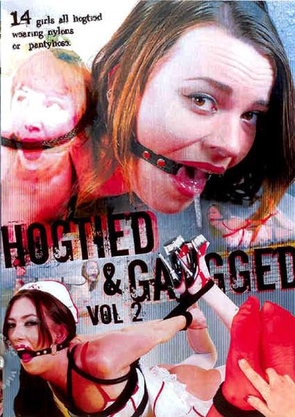 Hogtied & Gagged Volume 2 Box Cover