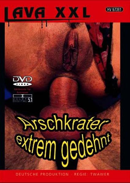 Arschkrater Extrem Gedehnt Box Cover