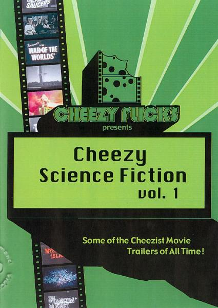 Cheezy Science Fiction Vol. 1 Box Cover