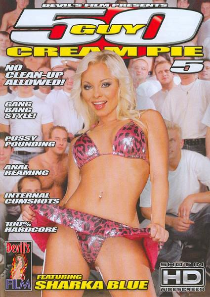 50 Guy Cream Pie 5 Box Cover