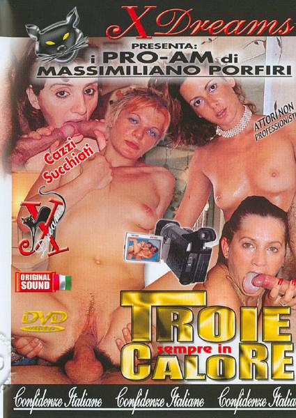 Troie Sempre In Calore Box Cover