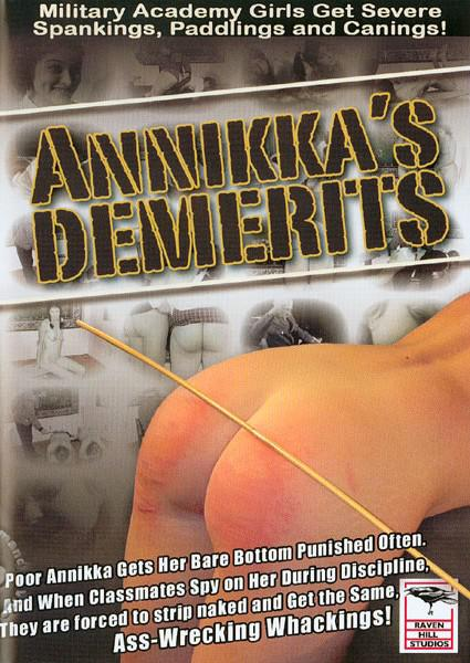 Annikka's Demerits Box Cover