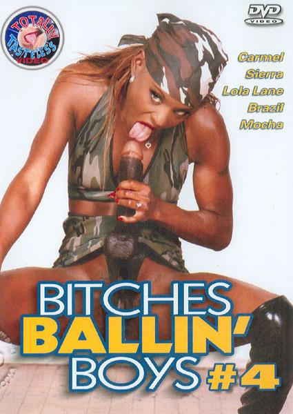 Bitches Ballin' Boys #4 Box Cover
