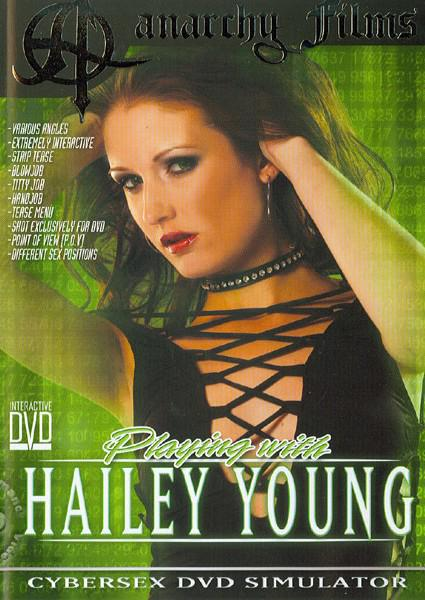 Playing With Hailey Young Box Cover