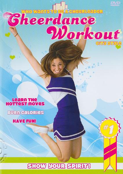 Cheerdance Workout City Style Box Cover