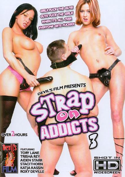 Strap On Addicts 3 Box Cover