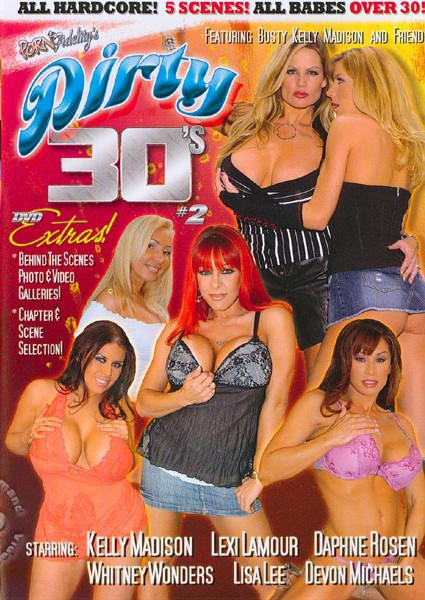 Dirty 30's #2 Box Cover