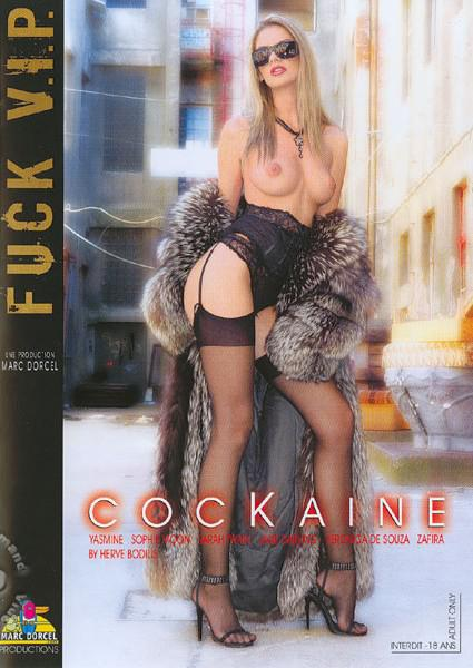 Fuck V.I.P. Cockaine Box Cover